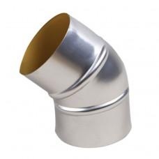 Aluminum 45º Elbows-0.75 IPS-3 Insulation Thickness