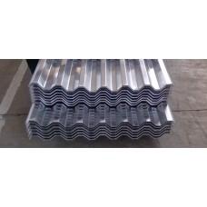 "Deep Corrugated Sheets - Aluminum 1 1/4"" and 2 1/2"" Corrugations-0.016"" x 33"" x 60""""-SE"
