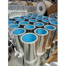 "Aluminum Roll Jacketing with Polysurlyn Moisture Retarder 0.016"" x 36"" x 100' (SM)"