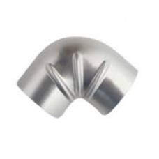 Aluminum-90º Elbows Long Radius-1.5 IPS-4 Insulation Thickness